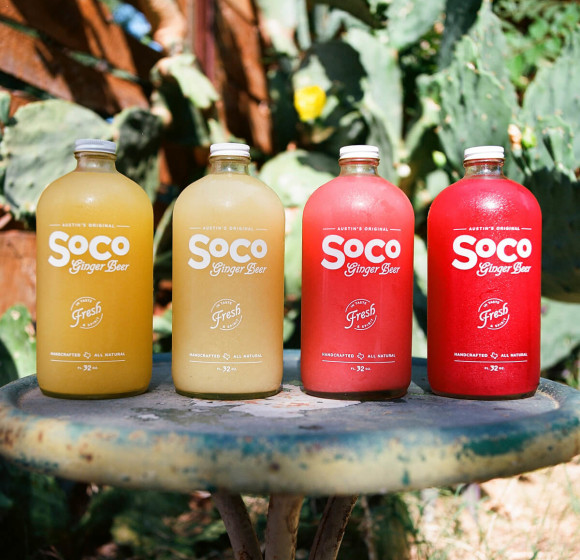SOCO GINGER BEER